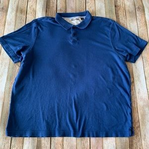 Tasso Elba men's short sleeve polo shirt